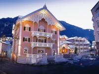 Krásný hotel, nemyslíte?