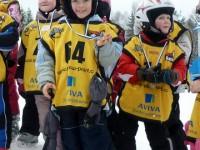 Děti se učí lyžovat opravdu rychle. Foto: www.nebespan.cz