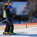 Závody na lyžích, Malý dobrodruh