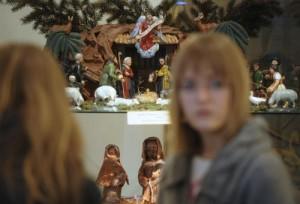 Muzeum Karlova mostu, Praha, Vánoce, akce, betlém, akvárium, živí kapři, baltazar, Malý dobrodruh