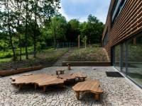 Otevřená zahrada, to je oáza klidu v centru Brna, která vašim dětem nahradí spoustu školního biflování. Foto: Archiv Nadace Partnerství