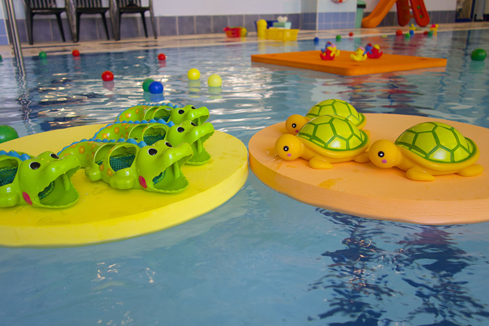 Plavecké pomůcky Baby Club Juklík