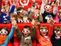 Děti 4D kino prostě milují. Foto: Dungeon Deutschland GmbH