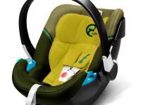 Kupte vhodnou autosedačku a dopřejte vašemu miminku bezpečnou jízdu. Foto: www.babystar.cz