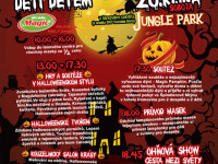 Lanové centrum Jungle Park ožije oslavami Halloweenu. Foto: www.junglepark.cz