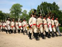 Napoleonské dny v duchu připomínky 200. výročí bitvy u Borodina. Foto: www.austerlitz.org