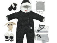 S oblečením značky Reima se nemusíte bát, že by vašemu dítěti byla zima. Foto: www.skibi.cz.