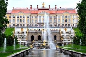 Na víkend do Petrohradu, Malý dobrodruh
