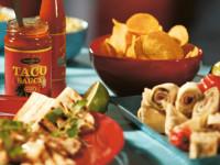 Na párty nesmí chybět ani mexická kuchyně, která je dnes velmi oblíbenou. Foto: www.santamariaworld.com