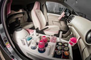 Auto pro maminky, Malý dobrodruh