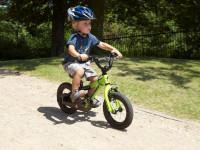 S cyklistikou mohou děti začít již kolem druhého roku života. Foto: www.skiservis.cz