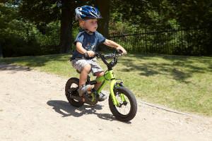 Dětské kolo, Malý dobrodruh