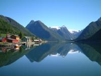Oblast norských fjordů jejedinečnou destinaci s nádhernou přírodou, zajímavou historií a perfektním zázemím pro turisty. Foto:  www.skandinavie.cz