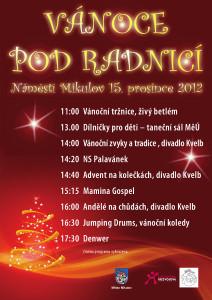 Vánoce v Mikulově, Malý dobrodruh