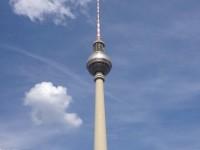 Užijte si pohled na Berlín. Foto: Kristýna Sojová