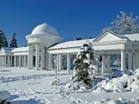 Zažijte zimu v krásném prostředí Mariánských Lázní. Foto: www.marianske-lazne-hotely.cz.