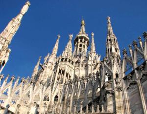 Milano, Malý dobrodruh