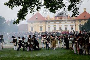 Napoleonské dny, Malý dobrodruh