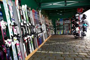 Festival lyžování, Malý dobrodruh
