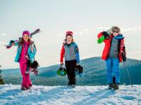 Podporovat v dětech lásku k pohybu i času strávenému venku je důležitější než kdykoliv dříve. Foto: www.skibi.cz