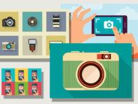 Online kurzy dobývají svět. Ilustrace: Depositphotos.com