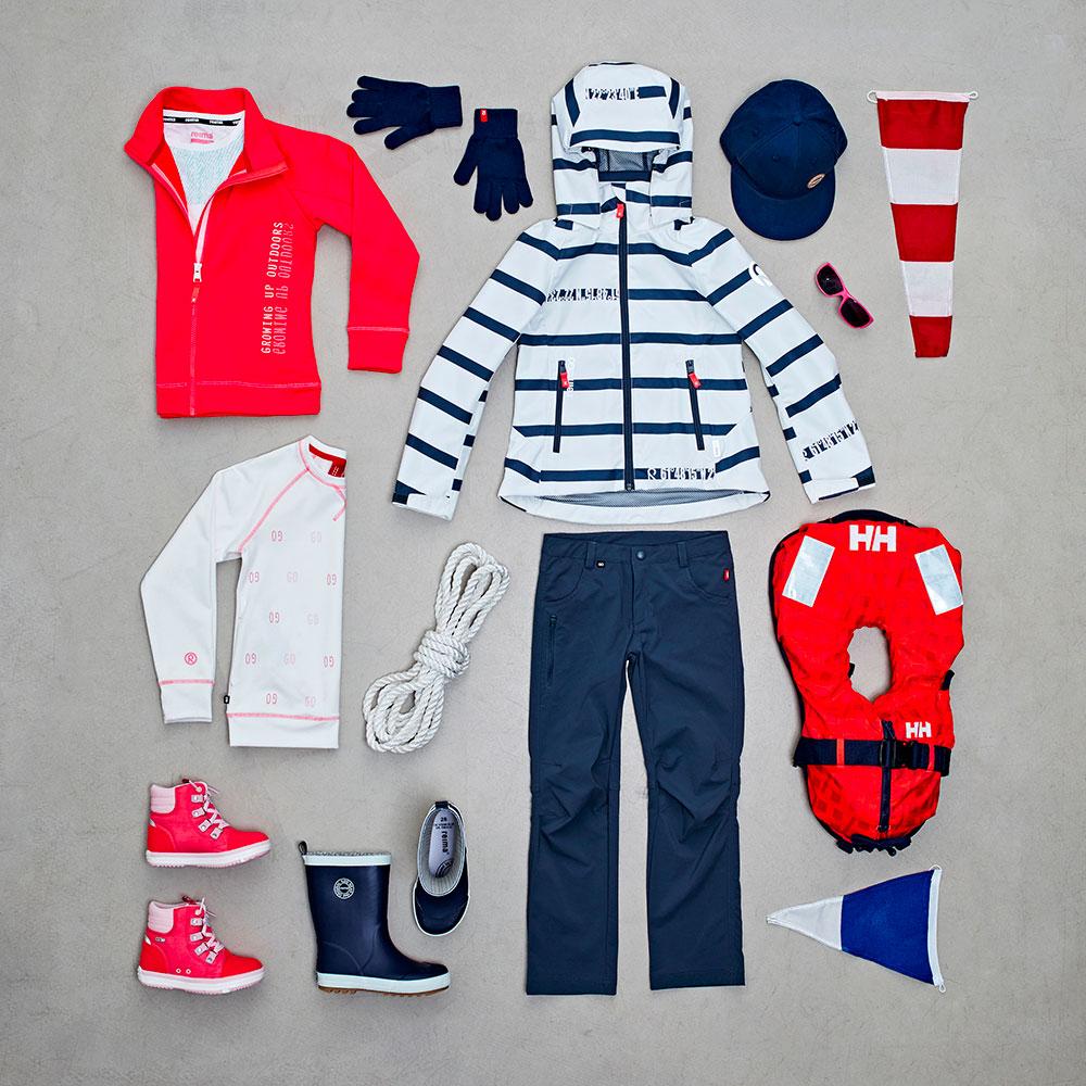 Jarní kolekce oblečení Reima