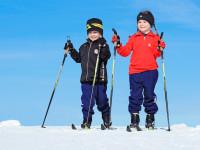 Umí už vaše děti lyžovat? Naučte je to tuto zimu. Foto: www.skibi.cz