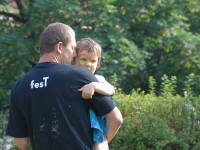 Je rodičovská dovolená opravdu dovolenou? Ať pánové posoudí. Foto: www.tatanaplnyuvazek.cz