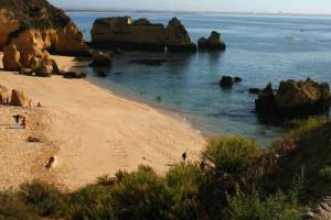 Nádherné pláže jsou v Portugalsku i na podzim. Foto: Zuzana Rybářová