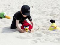 Angry birds si vaše děti oblíbí. Foto: www.skibi.cz