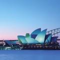 Austrálie, Sydney, Malý dobrodruh