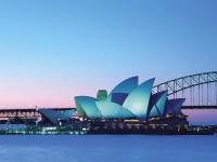Hlavní město Austrálie - Sydney. Foto: www.cksen.cz