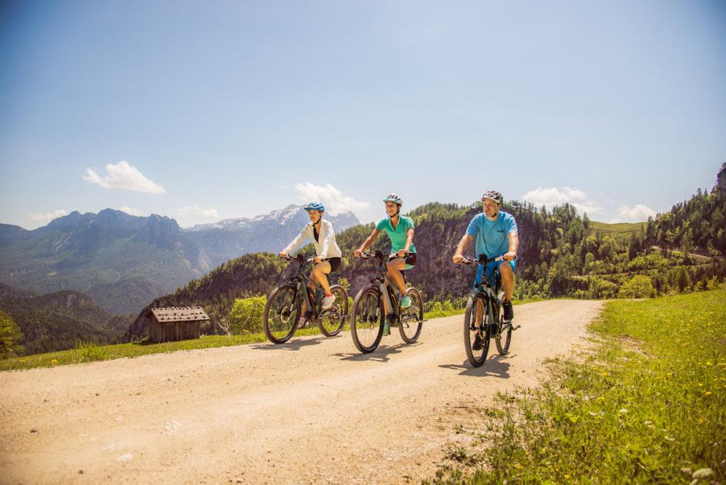 Cyklistika-Salzburk-Salzburger-Saalachtal-Tourismus