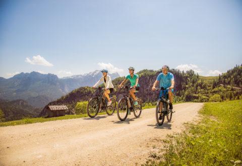 Požitky na kole v rakouském ráji