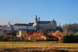 Broumovský klášter, Malý dobrodruh