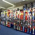 lyže, lyžařské vybavení, půjčovna