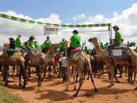 Maralal Camel Derby, velbloudí safari, Foto: Kenya Tourist Board