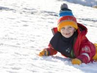 Zimní dovolená s dětmi nemusí znamenat jen stres. Foto: www.juklik.cz