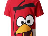 Oblečení s motivem Angry Birds nebudou chtít vaše děti nikdy sundat. Foto: www.skibi.cz