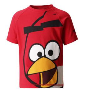 Dětské tričko Reima Angry Birds, Malý dobrodruh