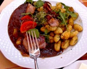 Maďarsko, jído, rizoto, Malý dobrodruh