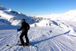 Ledovec Weissee, Rakousko, Malý dobrodruh