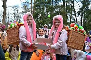 Hon na velikonoční vajíčka, Malý dobrodruh