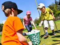 S golfem je nejlepší začít již od dětství. Foto: www.ngac.cz