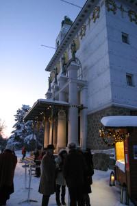 Vídeň, vánoční trh