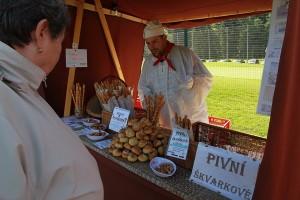 Gastro tour - farmářský trh