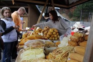 Gastro tour - farmářský trh2