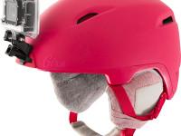 Lyžařská helma je nezbytnou výbavou každého lyžaře. Foto: www.eshop.lyze-radotin.cz