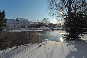 Yard Resort v Předboji, Malý dobrodruh