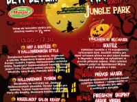 Vyřežte si nejkrásnější dýni a bavte se s dalšími milovníky Halloweenu. Foto: www.junglepark.cz